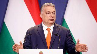 Macar Başbakan Viktor Orban