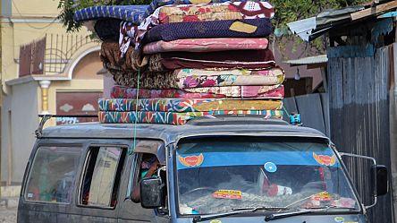 Somalie : après des violences, des habitants fuient Mogadiscio