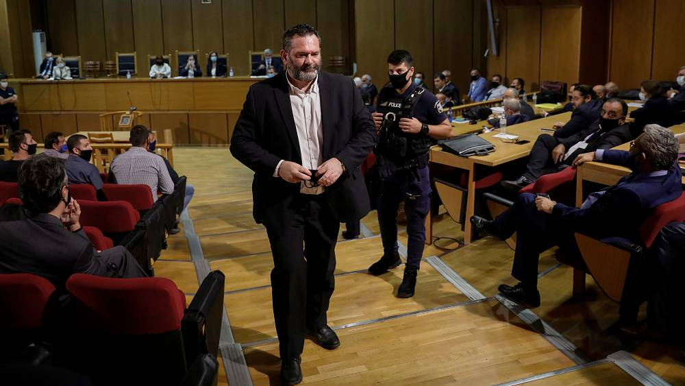 Ioannis Lagos: Golden Dawn MEP facing jail after colleagues vote to remove  his immunity | Euronews