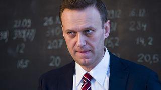 Алексей Навальный, декабрь 2017 г.