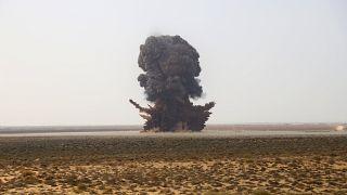 السعودية نيوز |      وزارة الدفاع السعودية: تدمير زورق مفخخ قبالة السواحل الغربية في البحر الأحمر