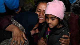 دیدار دوباره یک خانواده پناهجو