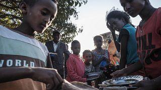 Ethiopie : les forces érythréennes pillent l'aide alimentaire au Tigré