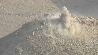 قوات الحكومة تحبط هجوما للمتمردين اليمنيين غرب مدينة مأرب