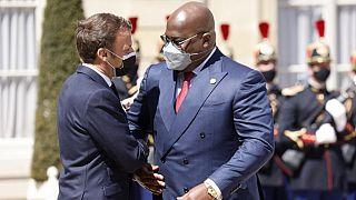"RDC : Félix Tshisekedi en France, Tchad et ""New Deal"" au menu"