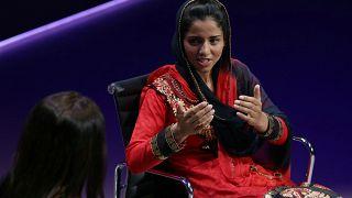 مغنية الراب الأفغانية سونيتا علي زاده