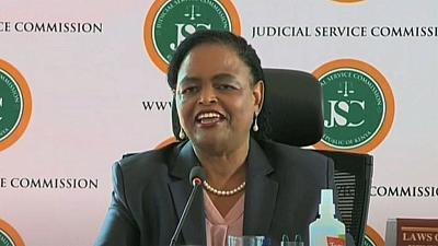 Kenya poised for first female Chief Justice