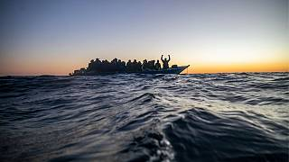 مهاجران غیرقانونی به اروپا