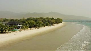 Sierra Leone is home to the best beaches in West Africa