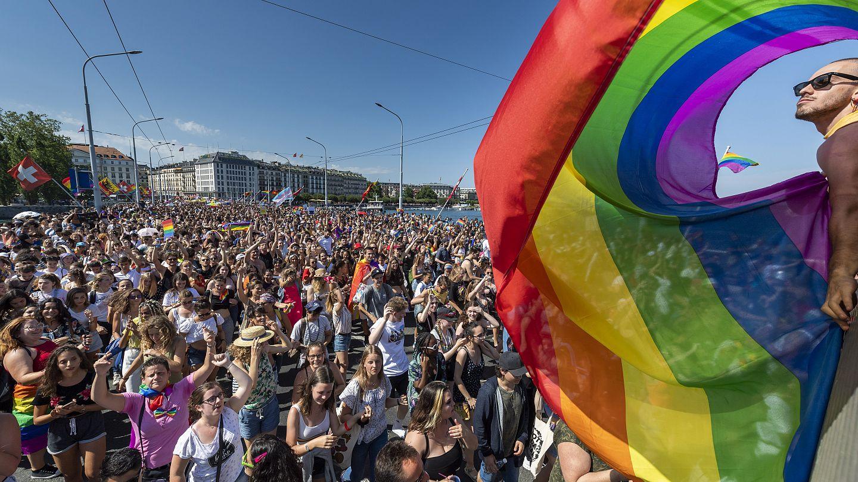 Switzerland to hold a referendum on same-sex marriage | Euronews
