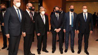 Γενεύη: Δεξίωση του Γ.Γ. του ΟΗΕ στους συμμετέχοντες στην άτυπη πενταμερή για το Κυπριακό