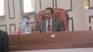 Somali president calls for elections in bid to calm tensions