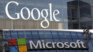 ABD'li teknoloji şirketlerinden Microsoft ile Google'ın ana kuruluşu Alphabet, bu yılın ocak-mart döneminde net kar ve gelirinin arttığını duyurdu.