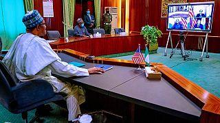 Blinken holds virtual talks with Nigeria, Kenya leaders