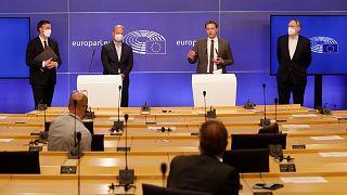 تصویب پیمان تجاری پسابرکسیت در پارلمان اروپا
