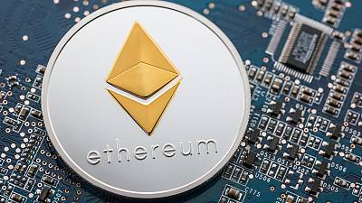 Ethereum has jumped to record high after reports of an EIB bonds sale.