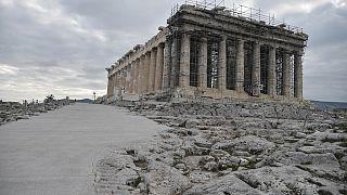 Acropole d'Athènes : la passerelle en béton qui crée la controverse