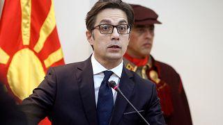 رئيس جمهورية شمال مقدونيا،  ستيفو بنداروفسكي