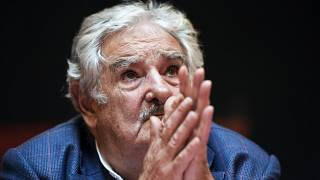 رئيس الأوروغواي السابق خوسيه موخيكا