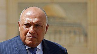 Egypte : rencontre avec l'envoyé spécial de l'ONU pour le Moyen-Orient