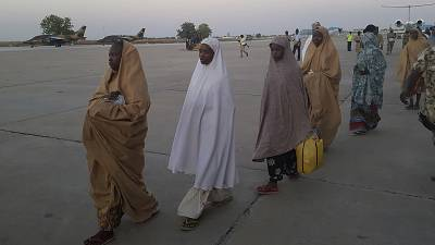 Boko Haram fighters hoist flag, forcefully grab wives in Nigerian town