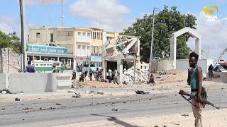 Somalie : au moins 7 morts et 11 blessés dans un attentat à Mogadiscio