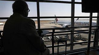 عکس تزئینی از فرودگاه بین المللی تهران
