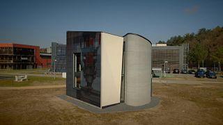 Объёмная печать бетоном: о преимуществах и недостатках