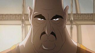 Alephia 2053 est le premier film d'animation arabe qui parle de la chute d'une dictature.