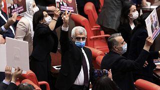 HDP'li Ömer Faruk Gergerlioğlu