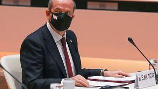Kuzey Kıbrıs Türk Cumhuriyeti (KKTC) Cumhurbaşkanı Ersin Tatar