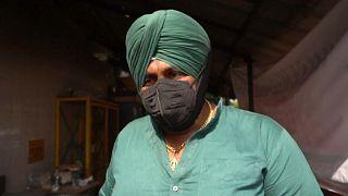 Dramatische Corona-Lage in Indien: Wieder Höchststand bei Neuinfektionen