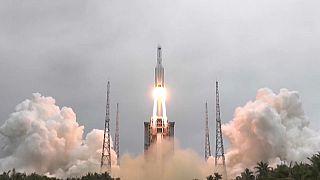 Китай покоряет космос