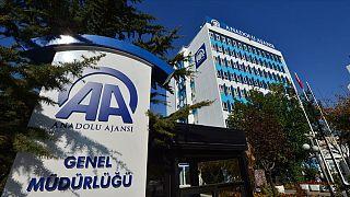 Anadolu Ajansı binası