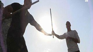 Le Tahtib, l'art martial moderne égyptien