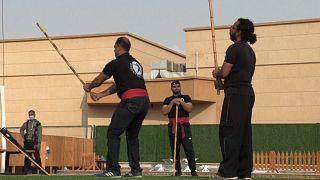 دورات تدريب في مصر على فنون القتال القديم