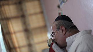 Afganistan'ın bilinen son ve tek Yahudisi Zebulon Simentov