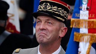 رئيس أركان الجيوش الفرنسية فرانسوا لوكوانتر