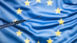 Avrupa'da aşı