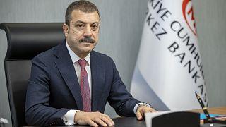 TCMB Başkanı Şahap Kavcıoğlu