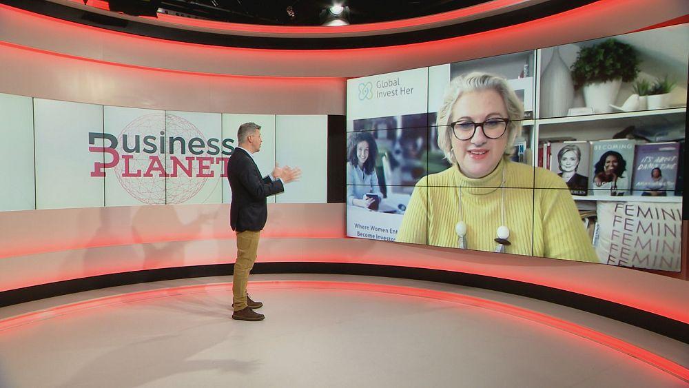 Female founders face funding bias