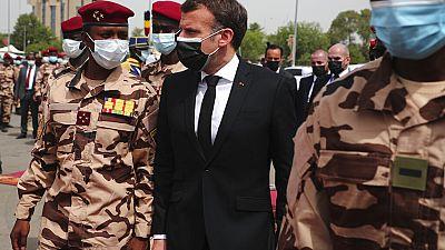 Tchad :  Emmanuel Macron dans les vieux pièges de la Françafrique ?