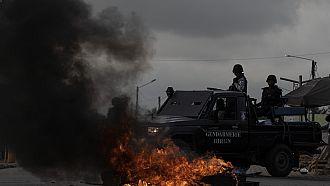 Ivory Coast frees 4 activists accused of ''inciting revolt'' et al