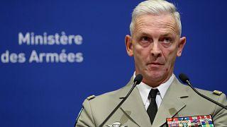 رئيس أركان الجيش الفرنسي فرانسوا لوكوانتر