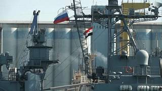 Sudan reportedly suspends planned Russian naval base