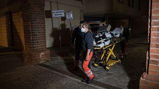 Almanya'nın Potsdam kentinde bir klinikte 4 kişi öldürüldü