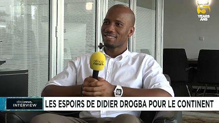 Didier Drogba et ses espoirs pour la jeunesse africaine [Entretien]