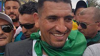 المعارض الجزائري كريم طابو