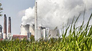 RWE-Kohle-Kraftwerk in Naurath