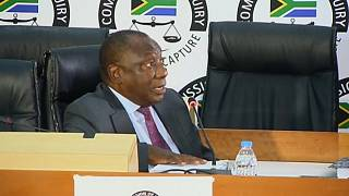 "Ramaphosa claims ""nothing sinister"" about  campaign funding"